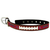 NCAA South Carolina Fighting Gamecocks Classic Leather Football Collar