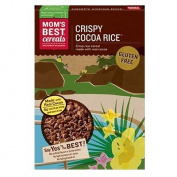 Mom's Best Naturals Cereal Crispy Cocoa Rice -- 520ml
