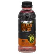 Function Drinks Urban Detox Pomegranate Cherry