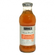 Tazo Green Tea Giant Peach -- 410ml