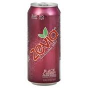 Zevia, Black Cherry Soda, 350ml