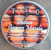Garam Masala Indian Spice Blend from The Silk Road Restaurant