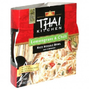 Lemongrass and Chilli Rice Noodle Soup Bowl, 70ml each -- 6 per case.
