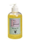 Peppermint Massage Oil V'TAE Parfum and Body Care 240ml Oil