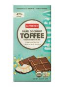 Alter Eco Dark Coconut Toffee Organic Chocolate, 80ml bar