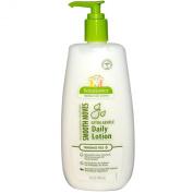 Babyganics Smooth Moves Daily Lotion Fragrance Free -- 470ml