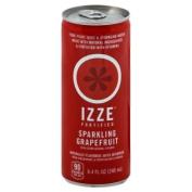 Izze, Sparkling Grapefruit, 24250ml