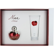 NINA L'ELIXIR by Nina Ricci Gift Set for WOMEN