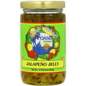 Oasis Foods Jalapeno Jelly