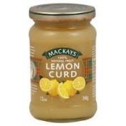 Mackay's Lemon Curd (6x350ml)