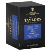 Taylors of Harrogate, Scottish Breakfast Tea, 20 ct Box