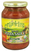 Organicville Organic Pizza Sauce -- 460ml