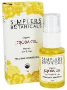 Simplers Botanicals Organic Jojoba Oil