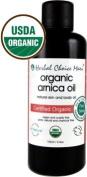 Herbal Choice Mari Organic Arnica Oil 100ml/ 3.4oz Bottle
