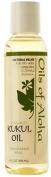 Hawaiian Kukui Nut Oil Of Aloha Fragrance Free 120ml Bottle