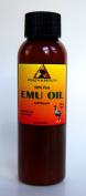 Emu Oil Australian Triple Refined Organic 100% Pure 60ml