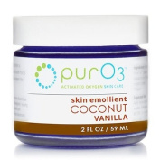 PurO90mlonated Coconut Oil with Vanilla - 60ml