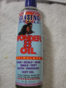 Ginseng Miracle Wonder 8 Oil Stimulate
