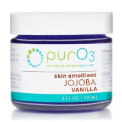PurO3 Fully Ozonated Jojoba Oil with Vanilla - 60ml