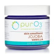 PurO3 Fully Ozonated Jojoba Oil with Vanilla - 60ml
