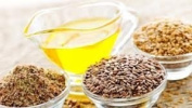 Flaxseed Oil-Cold Pressed-Pure quality