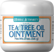 Herbal Authority Tea Tree Oil Ointment-2 Ointment