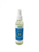 Nova All Natural Formula 33  .   120ml