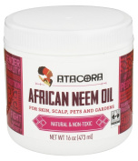 African Neem Oil, 470ml Jar