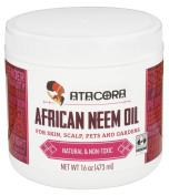 African Neem Oil, 470ml Jar