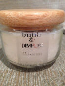 bubb & DIMPLES Blossom Nourishing Body Oil Candle Small