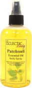 Patchouli Essential Oil Body Spray by Eclectic Lady
