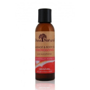 Shea Natural Massage And Body Oil - Energising Grapefruit Pomelo - 120ml