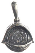 All Seeing Eye Pentagram (AEYE12) -