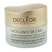 Decleor by Decleor Excellence De L'Age Regenerating Eye & Lip Cream--15ml - Eye Care