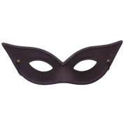 Harlequin Black Eye Mask