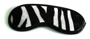 Padded Soft Comfortable Sleep Eye Mask Zebra