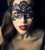Sexy Lady Fashion Lace Design Venetian Masquerade Mask - Event Party Ball Mardi Gars