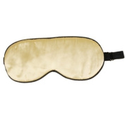 Silk Eye Mask Eye Shade with Earplugs For travel and sleep