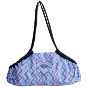 Baby Bella Cover 'n Go Carry All Nappy Bag - Peek-a-Blue