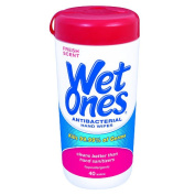 Wet Ones Canister - 40 Count