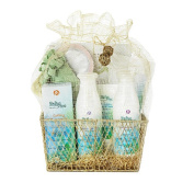 BabySpa Stage 1 Mommy & Me Gift Set Fresh Baby Scent for Newborns Through Crawlers