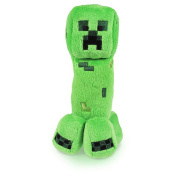 Minecraft 18cm  Creeper Plush - Green Creeper