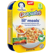 Gerber Graduates Lil' Meals Sweet Potatoes & Chicken with Rice & Carrots