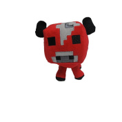 Minecraft 18cm  Baby Mooshroom Plush - Red