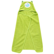 Disney Baby Monsters Inc. Mike Hooded Towel