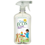 Baby ECOS Free & Clear Disney Toy & Table Cleaner - 500ml