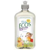 Baby ECOS Free & Clear Disney Bottle & Dish Soap - 500ml