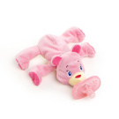 Bright Start Cosy Coos Deluxe - Pink Cub