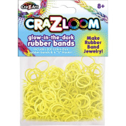 Cra-Z-Loom 200 Count Glow Rubber Bands