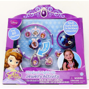 Disney Sofia the First Magical Light Up Jewellery Activity